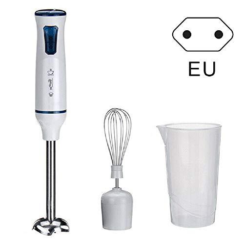 Unda118 Frullatore Elettrico 3 in 1 Frullatore Elettrico per spremiagrumi Frullino per Le Uova Portatile Frullatore per Utensili da Cucina Frullatore Personale