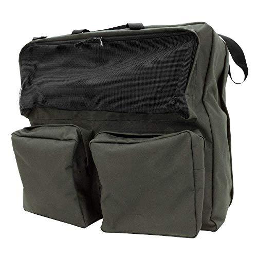 FROGG TOGGS Bootfoot Wader Bag, OD Green, Size 23' Wide x 21' Tall x 12' Deep Bootfoot Wader Bag, Size 23' Wide x 21' Tall x 12' Deep, OD Green