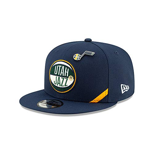 New Era NBA Utah Jazz Authentic 2019 Draft 9FIFTY Snapback Cap