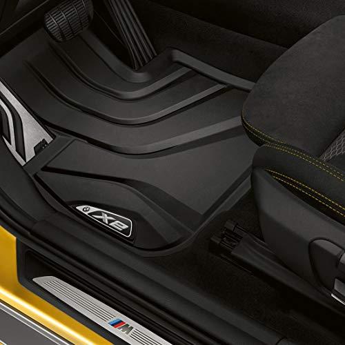 BMW Original Fußmatten Allwetter vorne X2 F39