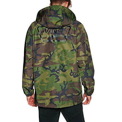 Vans Herren Jacke Torrey Hooded MTE Jacket