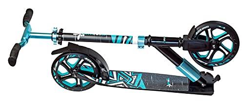 Muuwmi Aluminium Scooter Deluxe 205 mm...