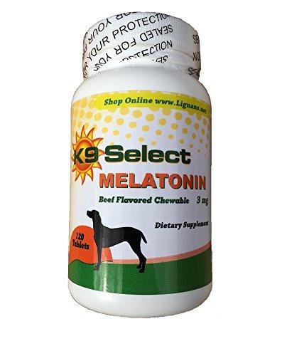 Top 10 best selling list for melatonin supplement for dogs