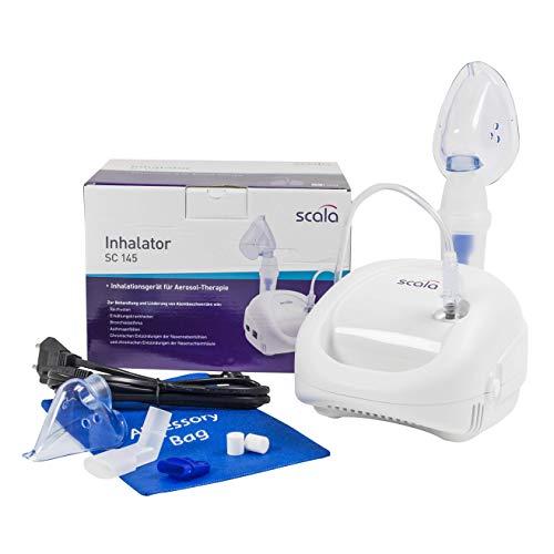 scala SC 145 Inhalationsgerät Inhalator Desktop