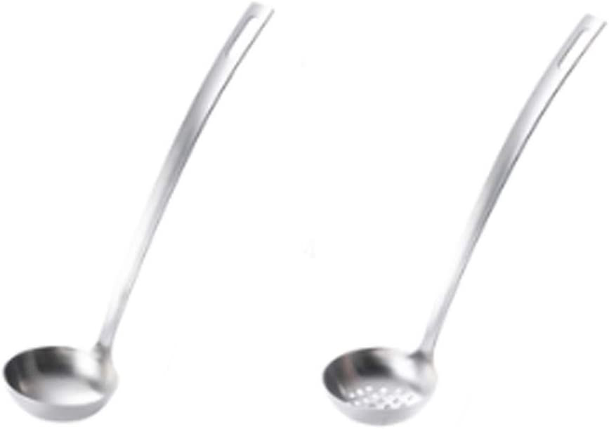 SSMDYLYM Dealing full price reduction Soup Spoon Award-winning store Household Stainless Steel Shell Pot Hot