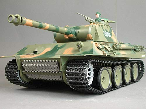 Heng Long 1:16 RC Panzer Panther RTR mit Rauch & Sound
