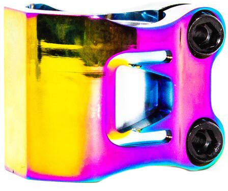 Trynyty Abrazadera Lumberjaxe Rainbow Neochrome Oilslick para patinete