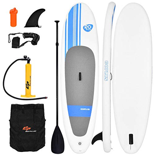 Goplus Inflatable Stand-Up Paddle board