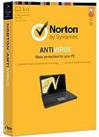ノートン アンチウイルス Norton Antivirus 2013 [Latest Version] 1 User/1 PC  (英語版)