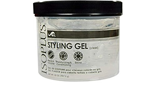 Isoplus Styling Gel - Clear 32 oz. by Isoplus