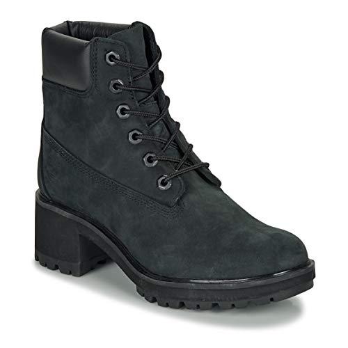 TIMBERLAND Kinsley 6 In WP Boot Enkellaarzen/Low boots femmes Zwart Enkellaarzen