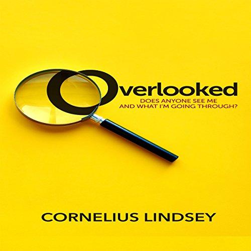 Overlooked audiobook cover art