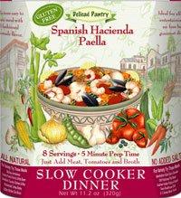Spanish Hacienda Paella Slow Cooker Gluten-Free