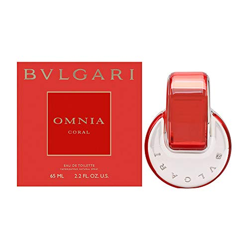 Omnia Coral By Bvlgari Eau De Toilette Spray For Women 2.2 oz Arkansas