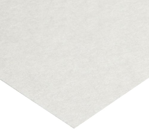 GE Whatman 3030-6185 Grade 3MM Chr Cellulose Chromatography Paper Sheet, 14cm Length x 11cm Width, 29psi Dry Burst, 130mm/30min Flow Rate (Pack of 100)
