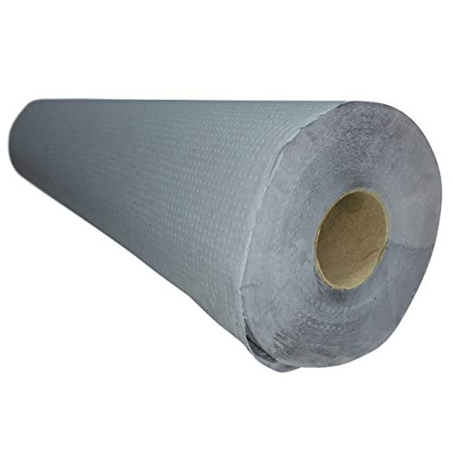 Papel camilla RECICLADO, color GRISACEO AZULADO. Caja con 6 rollos. Medidas: 0'59 x 75 metros, sin precorte, 1'5 Kg. Oblite