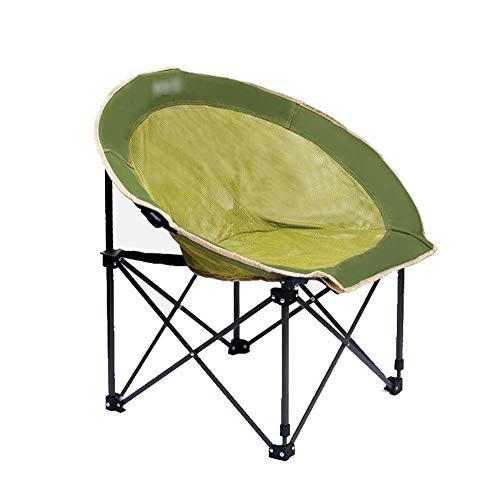 Silla plegable Jueven para exteriores, porche de jardín, cubierta de césped, silla plegable para patio, reclinable, soporta 100 kg con práctica mochila de almacenamiento
