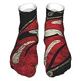 viata sock The Rolling Stones - Calcetines de lengua enyesada para hombres y mujeres, ideales para correr embarazo atlético y viajes