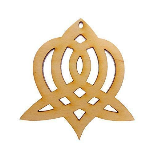 Personalized Celtic Sisters Knot Ornament - Celtic Sisterhood Gifts