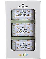 Milavanda 3'lü Katı Sabun Seti