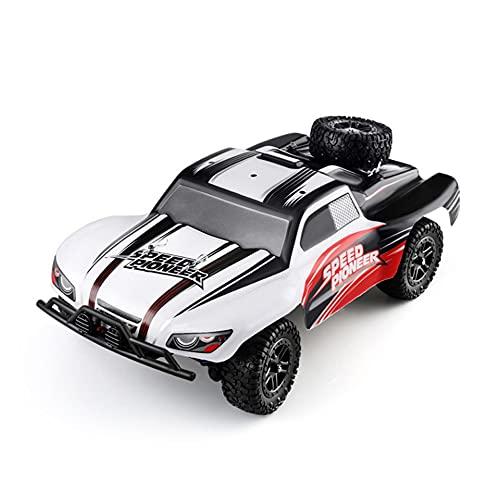 Lihgfw 2.4G Drahtloses Offroad-RC-Auto, Elektrisches 4WD Drift-RC-Fahrzeug, 50 km / h Hochgeschwindigkeits-Kletterauto für Jungen mit 2 Batterien für Kinder Jugendliche Erwachsene Spielzeug für 5,6,7,