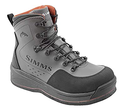 Simms Freestone Felt Sole Wading Boots, Felt Bottom Fishing Boots