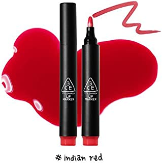 3CE [韓国コスメ 3CE] リップマーカーティント 3CE Lip Marker 3CE (1.Indian Red)