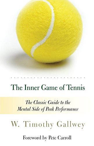 The Inner Game of Tennis: The Classic Guide to the Mental Side of Peak Performance (English Edition)