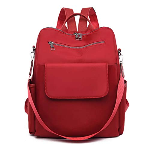 TYPIFY® PU Leather Preppy Style Women Backpack