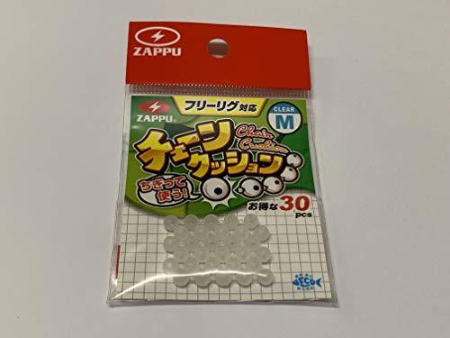 ザップ(Zappu) チェーンクッション #M (4.5mm) クリア