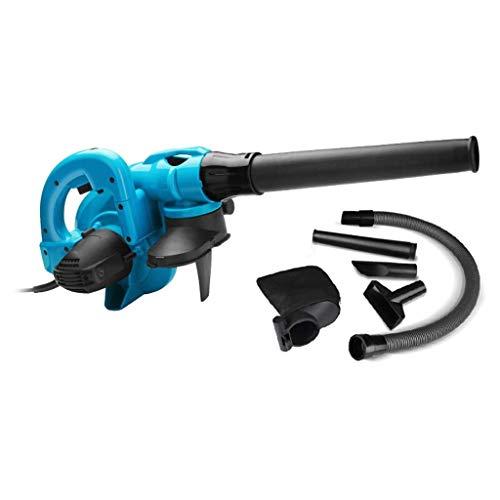 LXLH Soffiatore, Foglia elettrica, Regolazione a 6 velocità, Motore con Nucleo in Rame, Tecnologia di Raffreddamento della Superficie della Pala del Ventilatore a vortice, aspiratore Multiuso a d