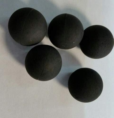 IDP 100 Hartgummi Rubberballs Paintballs Reballs Cal 68