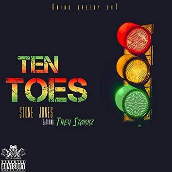 Ten Toes (feat. Trey Stakkz)