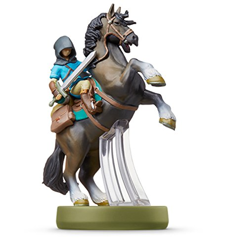 Amiibo Link Rider - Legend of Zelda Breath of the Wild series Ver. [Switch / Wii U](Import Giapponese)