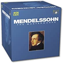 mendelssohn the masterworks