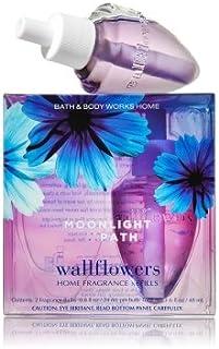 【Bath&Body Works/バス&ボディワークス】 ルームフレグランス 詰替えリフィル(2個入り) ムーンライトパス Wallflowers Home Fragrance 2-Pack Refills Moonlight Path [並行輸入品]