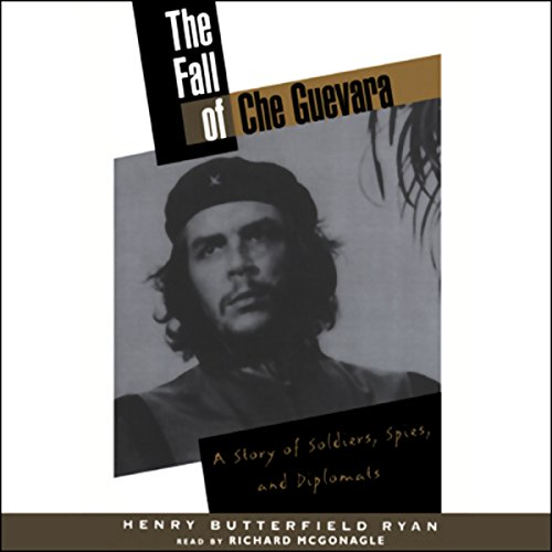 The Fall of Che Guevara copertina