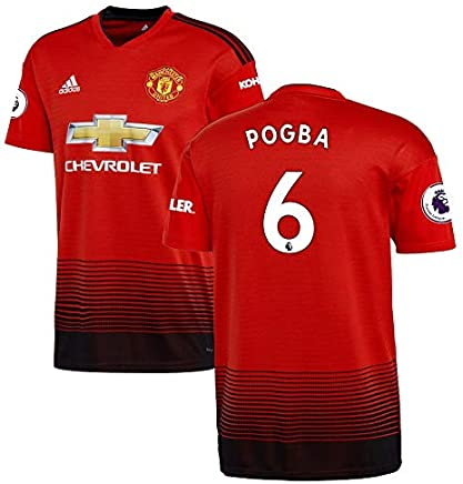 0e3f0c2d9 ProApparels Pogba Jersey Manchester United 2018 2019 (Official Jersey)