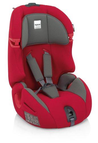 Inglesina Prime Miglia Seggiolino Auto, Gruppo 1/2/3, da 9 a 36 Kg, Rosso