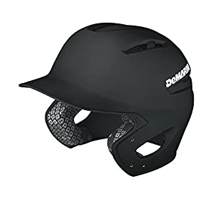 DeMarini Paradox Batting Helmet, Black, Large/X-Large