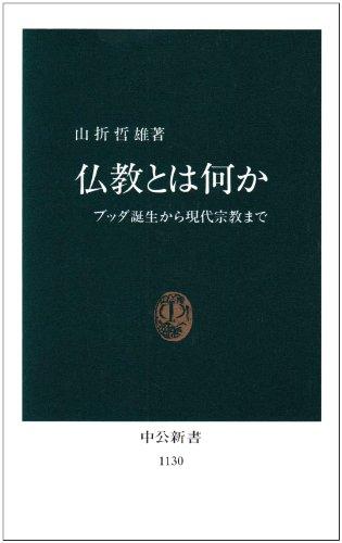 仏教とは何か―ブッダ誕生から現代宗教まで (中公新書)