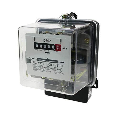 M/ódulo monof/ásico de Montaje en riel para Uso Profesional Velleman EMDIN01