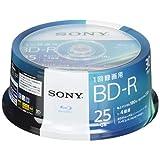 ソニー ビデオ用ブルーレイディスク 30BNR1VJPP4(BD-R 1層:4倍速 30枚パック)