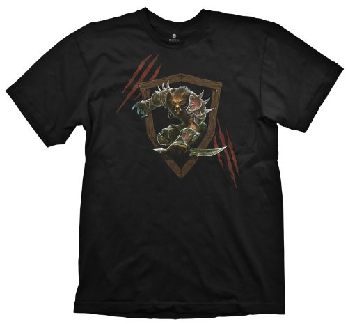 World of Warcraft T-Shirt Worgen M