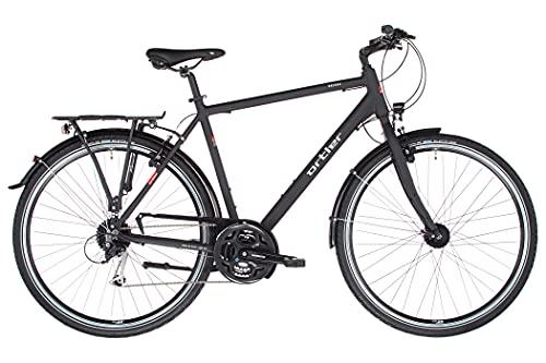 Ortler Mainau schwarz Rahmenhöhe 52cm 2021 Cityrad