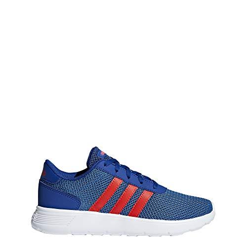 Adidas Lite Racer K, Zapatillas de Deporte Unisex niño, Azul (Reauni/Roalre/Azubri 000), 36 2/3 EU