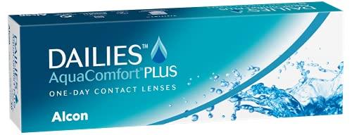 Dailies AquaComfort Plus Tageslinsen weich, 30 Stück / BC 8.7 mm / DIA 14 / -1.75 Dioptrien - 3