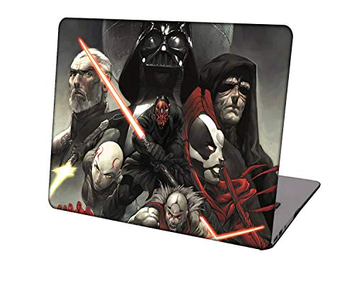Laptop Case for MacBook Air 13 inch Model A1932/A2179/A2337,Neo-wows Plastic Ultra Slim Light Hard Shell Cover Compatible MacBook Air 13 inch 2018-2020 Release,Cartoon A 141