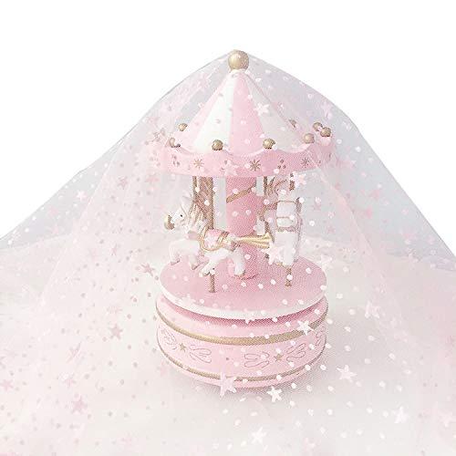CAIJJ WLQ Tischdecke - Perspektive Foto Tischdecke - Mädchen Party Party Tischdecke - Sterne Glitter Pailletten Hintergrund Tuch,Rosa,70 * 70 cm