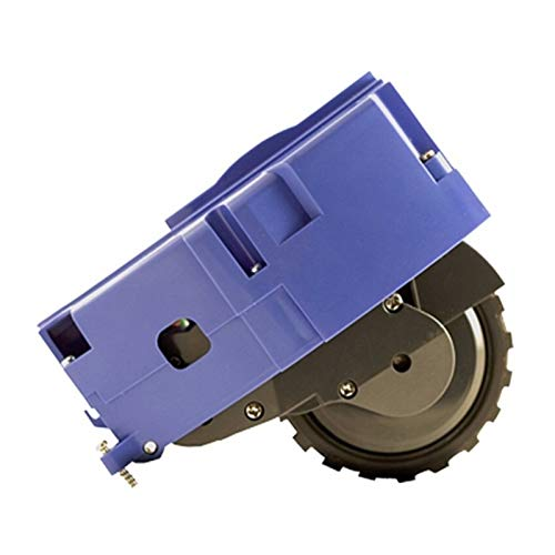 FangFang Rueda Derecha Izquierda Fit for Roomba 620 650 630 660 600 616 595 780 760 770 700 500 Lista de Piezas Aspirador (Color : Left Wheel)